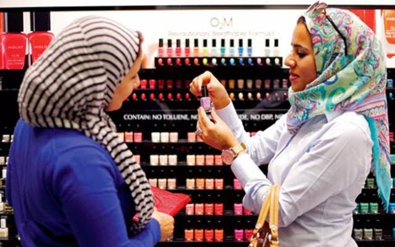 I Wore Nail Polish to the Mosque… – American Revert